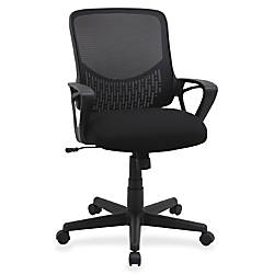 Lorell Value Collection MeshFabric Task Chair