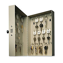 Inspirational Large Metal Key Cabinet
