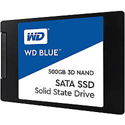 WD Blue 3D NAND 500GB PC