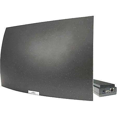 Mohu AirWave MH-110094 Network Audio/Video Player - Wireless LAN - Roku - Internet Streaming - HDTV - Android, Apple iOS