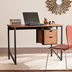 Southern Enterprises Waypoint Writing Desk Weathered