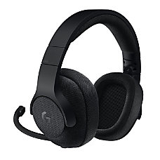 Logitech G433 Wired Gaming Headset Black
