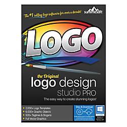 Summitsoft Logo Design Studio Pro Traditional