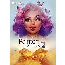 Corel Painter Essentials 6 Traditional Disc