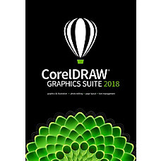 CorelDRAW Graphics Suite Traditional Disc