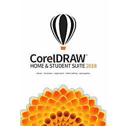 CorelDRAW Home Student Traditional Disc