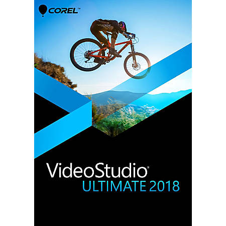 Corel® VideoStudio Pro Ultimate, Traditional Disc