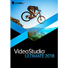 Corel VideoStudio Pro Ultimate Traditional Disc