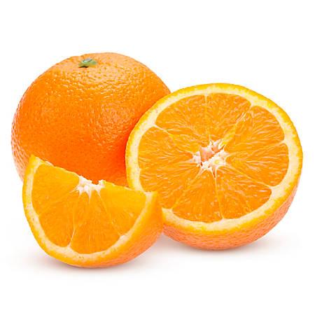 National Brand Fresh Premium Seedless Oranges, 10 Lb