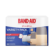 Band aid Bandages Adhesive Assorted Box