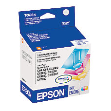 Epson 60 T060520 DURABrite Ultra Color