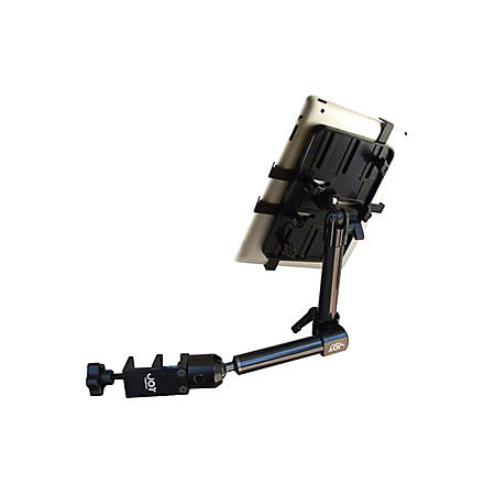 """The Joy Factory Unite MNU107 Clamp Mount for iPad, Tablet PC - 7"""" to 10"""" Screen Support"""