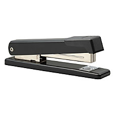 Bostitch Classic Metal Stapler Black