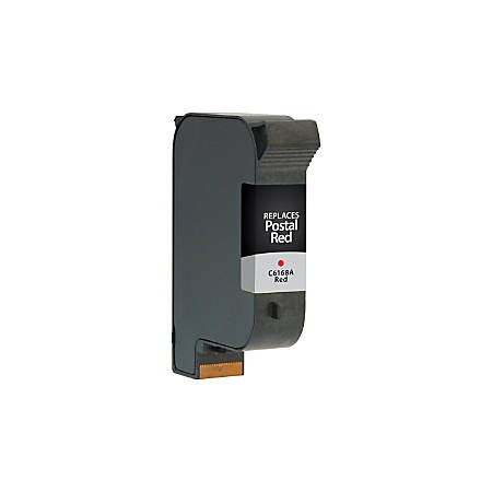 Clover Technologies Group™ ECOC6168A (HP C6168A) Remanufactured Red Inkjet Cartridge