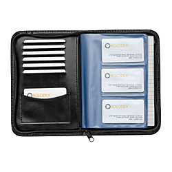 Rolodex faux leather business card book 120 card capacity by office rolodex faux leather business card book 120 card capacity colourmoves