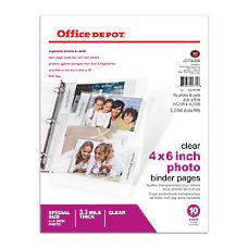 Office Depot Brand Photo Pages 4