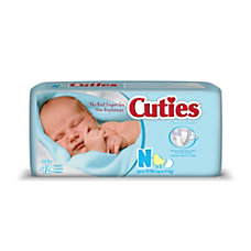 Cuties Baby Diapers Newborn 1 10