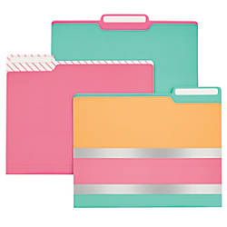 Divoga Fashion File Folders 9 12