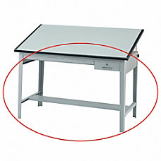 Safco Precision Drafting Table Base 35