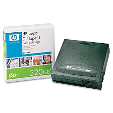 HP SDLT Data Cartridge 220320GB