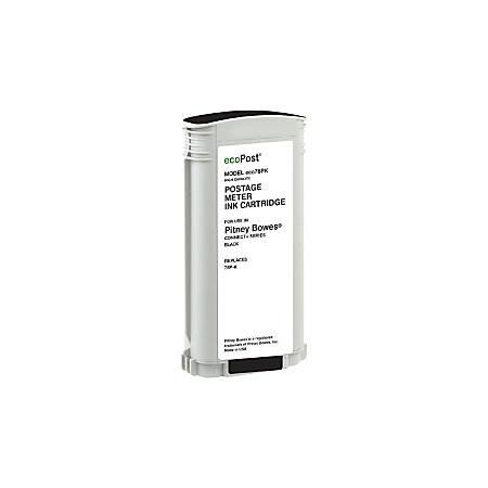 Clover Imaging Group ECO78PK (Pitney Bowes 78P-K PRODUCTION) Remanufactured Black Ink Cartridge