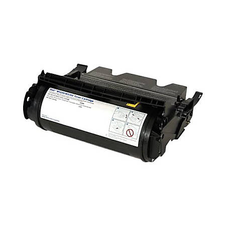 Dell™ HD767 Use & Return High-Yield Black Toner Cartridge