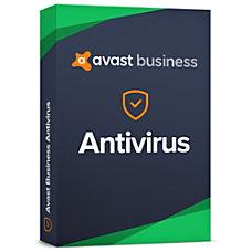 Avast AntiVirus Business Edition 2019 25