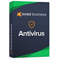Avast AntiVirus Business Edition 2019 1