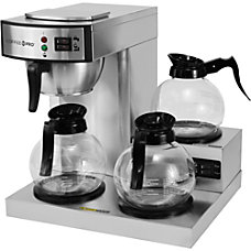 Coffee Pro 3 Burner Commercial Coffee