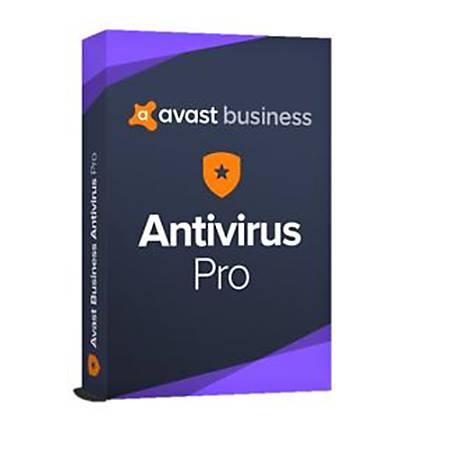 Avast AntiVirus Pro Business Edition 2019- 10 User 12 Months