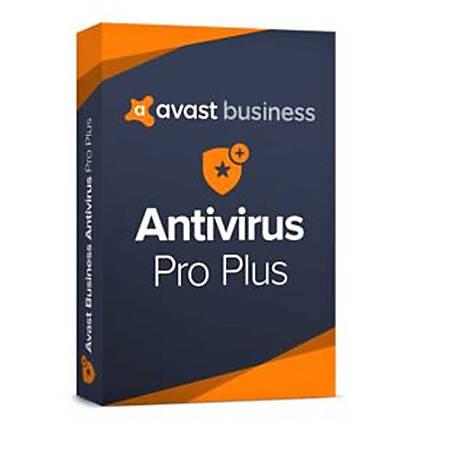 Avast AntiVirus Pro Plus Business Edition 2019- 5 User 12 Months