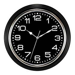 Realspace Round Quartz Wall Clock With