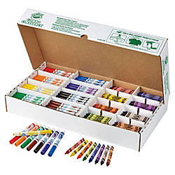 Crayola My First 128 count Combo