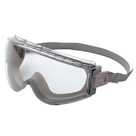 Stealth Goggles, Clear/Teal/Gray, Uvextreme Coating