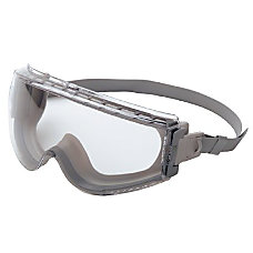 UVEX STEALTH SAFETY GOGGLE TEALGRAY F
