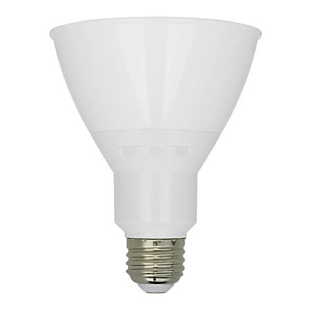 Euri PAR30 Long-Neck Dimmable LED Bulbs, 11 Watts, Daylight, Pack Of 6 Light Bulbs
