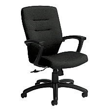 Global Synopsis Mid Back Chair 39