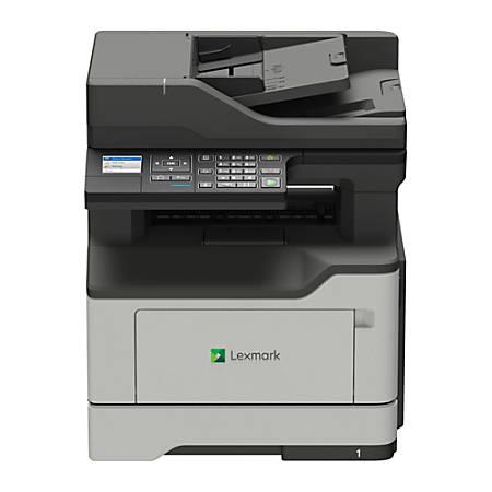 Lexmark™ MB2338adw Wireless Monochrome Laser All-In-One Printer, Copier, Scanner, Fax, 36SC640