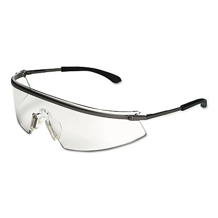 TRIWEAR METAL CLEAR AF LENS SAFETY SPECTACLE