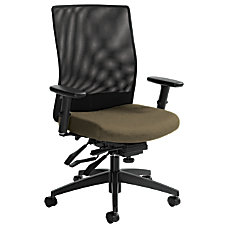 Global Weev Mid Back Tilter Chair