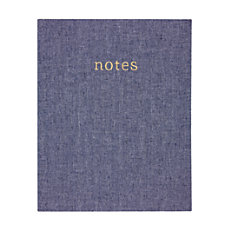 Office Depot Brand Fabric Cover Journal