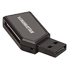 Manhattan Mini Hi Speed USB 20