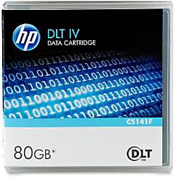 HP DLT IV Tape Cartridge 40GB