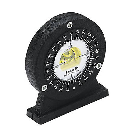Empire Angle Reference Magnetic Protractor