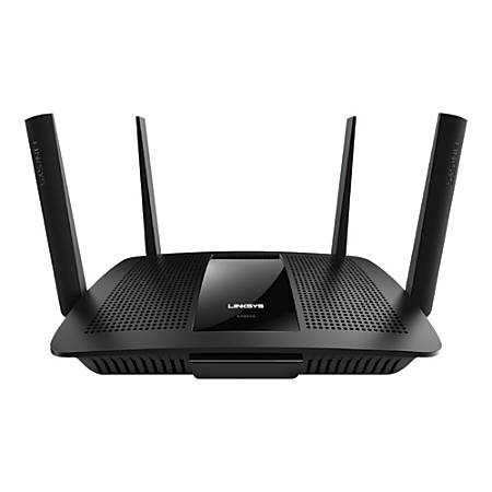 Linksys® AC2600 Max-Stream MU-MIMO Gigabit WiFi Router, EA8500