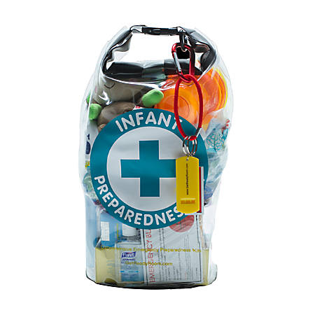 GetReadyRoom Infant Emergency Preparedness Pack