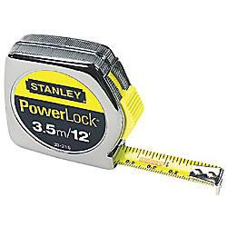 Stanley Tools Powerlock Die Cast Tape