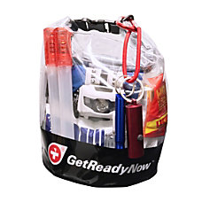 GetReadyRoom Corporate Emergency Pack Sample