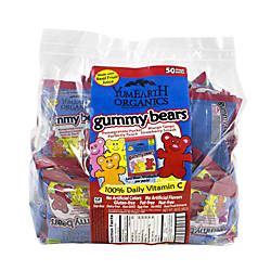 Yummy Earth Organic Gummy Bear Snack