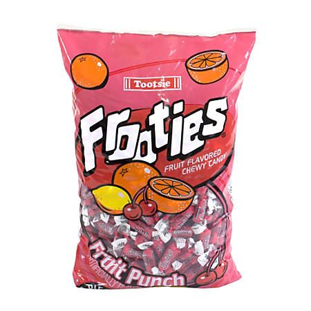 Tootsie Frooties, Fruit Punch, 360 Pieces